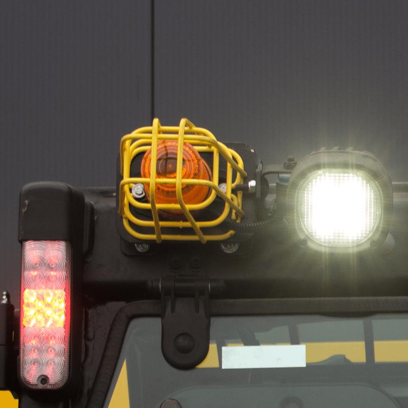 stapler beleuchtung